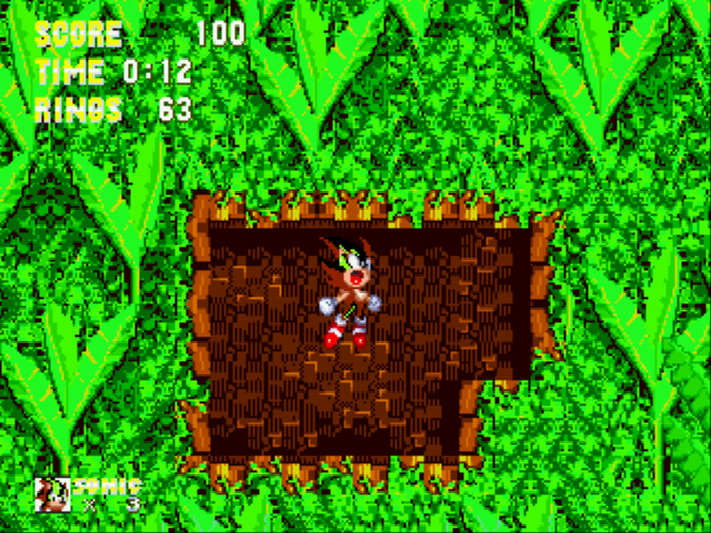Sonic the Hedgehog 3 - shadow and sonic - User Screenshot